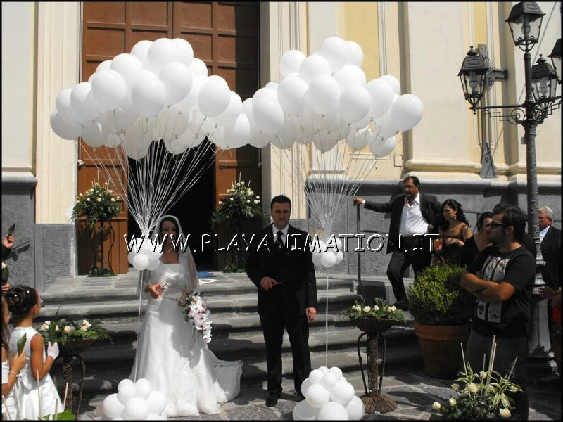 Favoloso Allestimenti Matrimonio | Animazione Napoli - Play Animation MB11