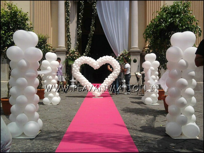 Amato Allestimenti Matrimonio | Animazione Napoli - Play Animation RD01