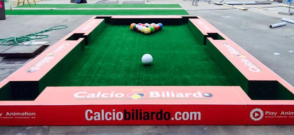 Calcio biliardo animazione napoli play animation for Costruire un biliardo