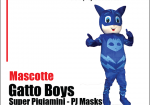 mascotte gatto boys