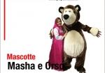 mascotte masha e orso