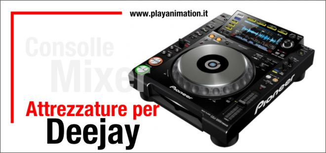 header attrezzature per dj