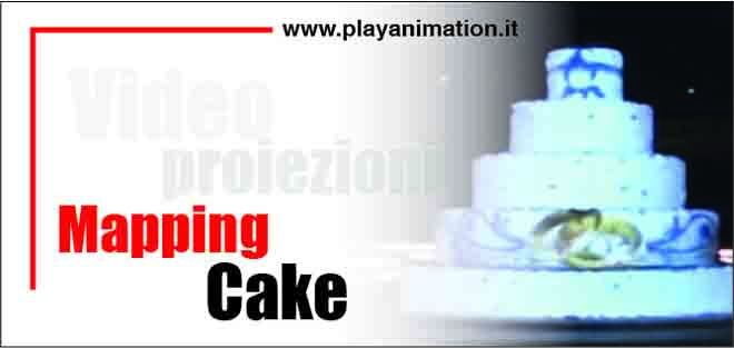 Mapping cake