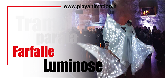 header farfalle luminose