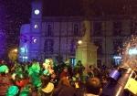serata natale in piazza