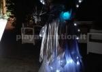 statua luminosa