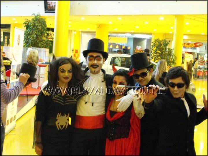 halloween-centro-commerciale