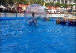 lago con waterball