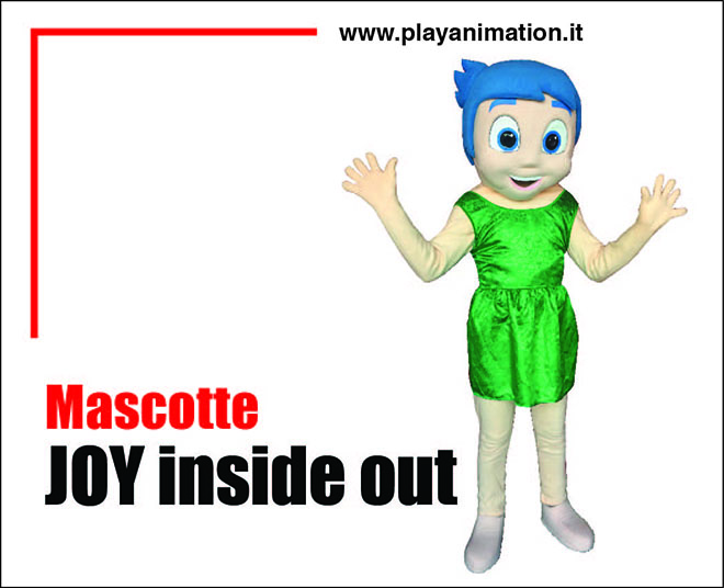 Mascotte you inside out