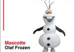 olaf-frozen- mascotte