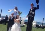 trampolieri wedding