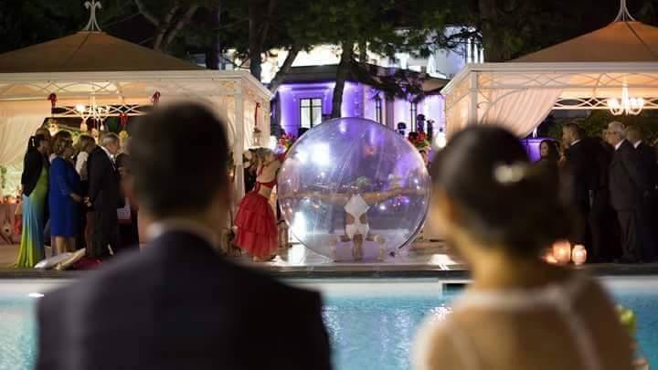antonio water ball